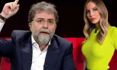 """Ahmet Hakan spiker Hande Sarıoğlu'na köşesinden karşılık verdi: """"Avam şahsa bulaştım, yatacak yerim yok"""""""