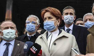 İYİ Parti lideri Akşener: Muhalefetin görevi milletin avukatlığını yapmaktır