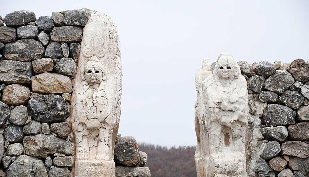 Anadolu'nun hafızası antik kentler: Çatalhöyük, Hattuşa ve Kültepe