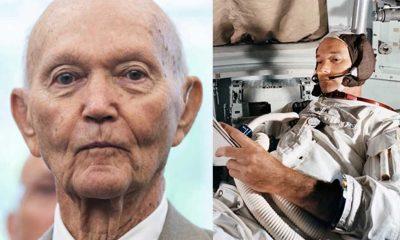 Apollo 11 Astronotu Michael Collins, hayatını kaybetti