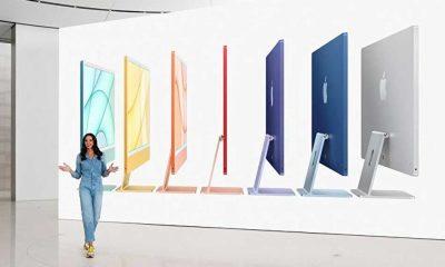 Apple yeni ürünlerini tanıttı: 7 farklı renk seçeneği ile yeni iMac, iPad Pro ve Mor iPhone 12