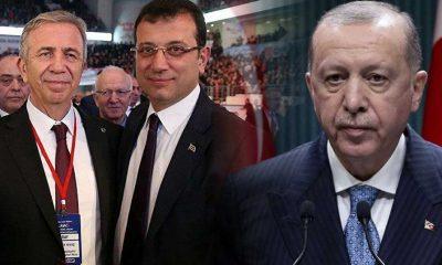 Avrasya son anketi yayınladı: Seçmen Erdoğan'dan uzaklaşıyor. Yavaş ve İmamoğlu, birbirleriyle yarışıyor