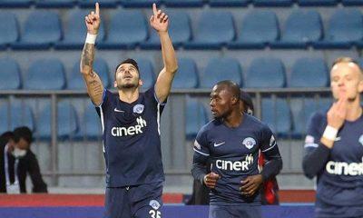 Beşiktaş'ın yenilmezlik serisine Kasımpaşa son verdi
