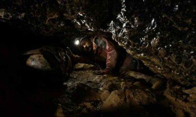 Bilimsel deney için 40 gün 40 gece mağarada kaldılar