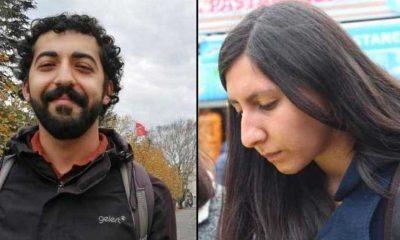 Boğaziçi eyleminde tutuklanan Anıl Akyüz ve Şilan Delipalta için tahliye kararı