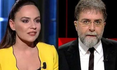 Buket Aydın'dan Ahmet Hakan'a sert tepki: Kıskançlıktan gözün dönmüş