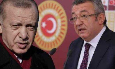 """CHP'li Altay'dan Erdoğan'a """"Be ahlaksız, be edepsiz..."""" sözlerine 128 bin liralık dava"""