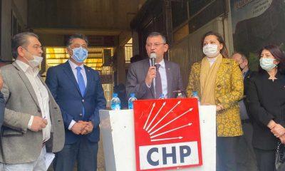 """CHP'li Özgür Özel: """"Ne kadar zorluk varsa sana, çil çil dolarlar yandaşa"""""""