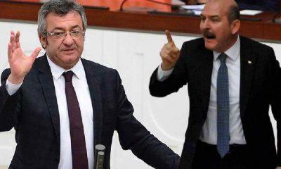 CHP'li vekil Engin Altay'dan, Süleyman Soylu'ya sert tepki