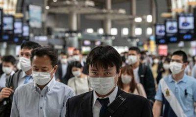 """Covid-19 Danışman Heyetine göre Japonya """"4. dalgaya"""" girdi"""