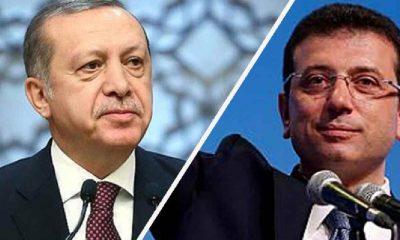 Cumhurbaşkanlığı anketi sonuçlandı: Erdoğan mı, İmamoğlu mu kazanır?