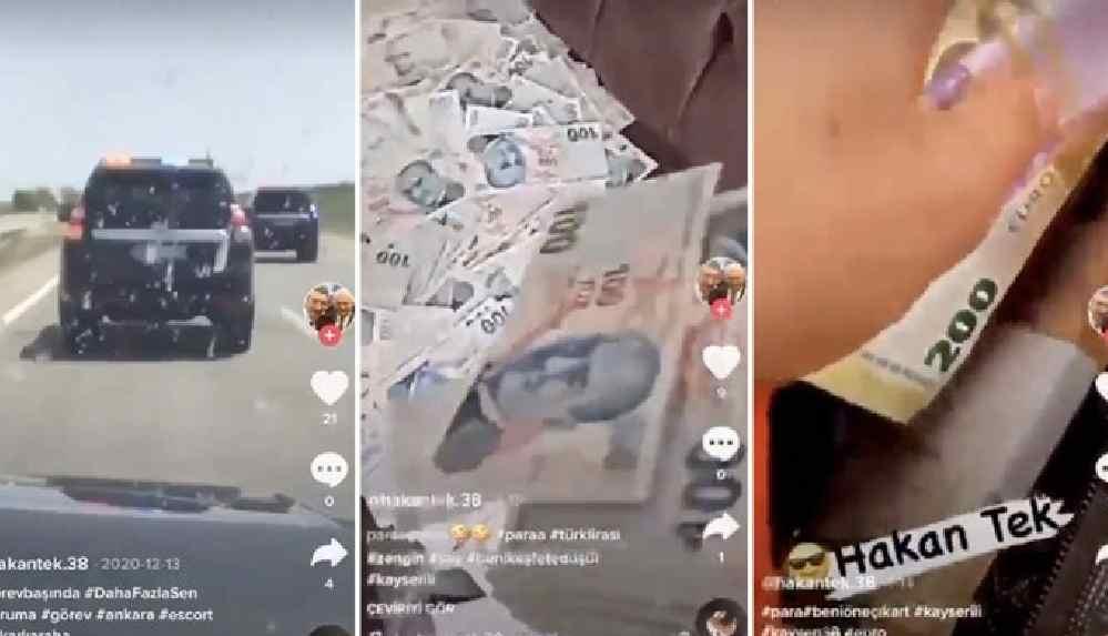 Deste deste para videoları ortaya çıkan Erdoğan'ın koruması olduğu iddia edilen Hakan Tek gözaltına alındı