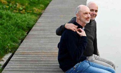 Dünyanın 'evli' ilk eşcinsel çifti 20'nci yılını kutladı: Onur duyuyoruz