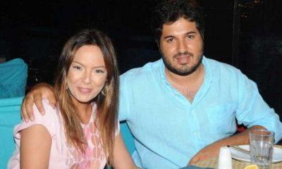 Ebru Gündeş'ten Zarrab'a boşanma davası: Hayatında başka kadınlar var