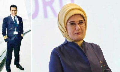 Emine Erdoğan'ın yeğeni THY'de genel müdür yardımcılığına getirildi
