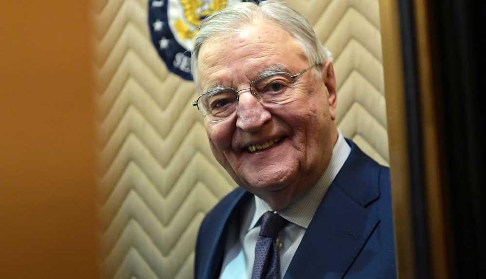 Eski ABD Başkan Yardımcısı Mondale hayatını kaybetti
