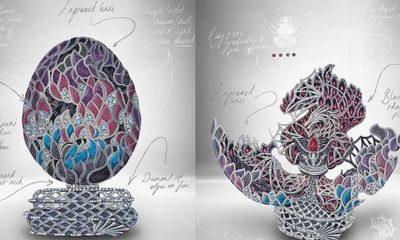 Fabergé yaparsa: 18 milyon liraya Daenerys'in ejderha yumurtası