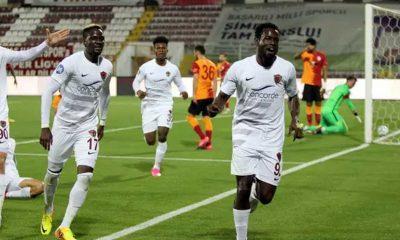 Galatasaray, Hatay'dan ağır yaralı dönüyor!