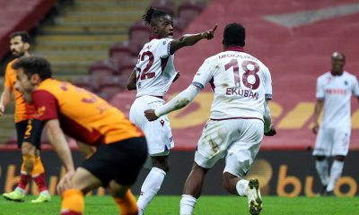 Galatasaray evinde 1 puanı son saniyede kurtardı