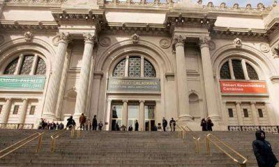 Google, Metropolitan Sanat Müzesi'nin 151. yılını unutmadı