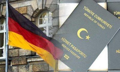 Almanya'dan gri pasaportla ilgili yeni iddia: Ocak ayından beri soruşturma sürüyor