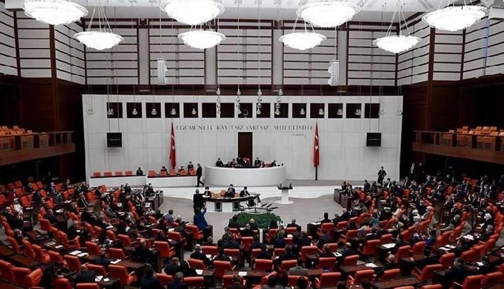 Güvenlik soruşturması ve arşiv araştırması kanun teklifi TBMM Genel Kurulu'nda kabul edildi