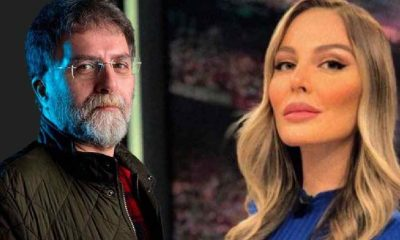 """Hande Sarıoğlu'ndan Ahmet Hakan'a sert tepki: """"Ağzının suyu akardı"""""""