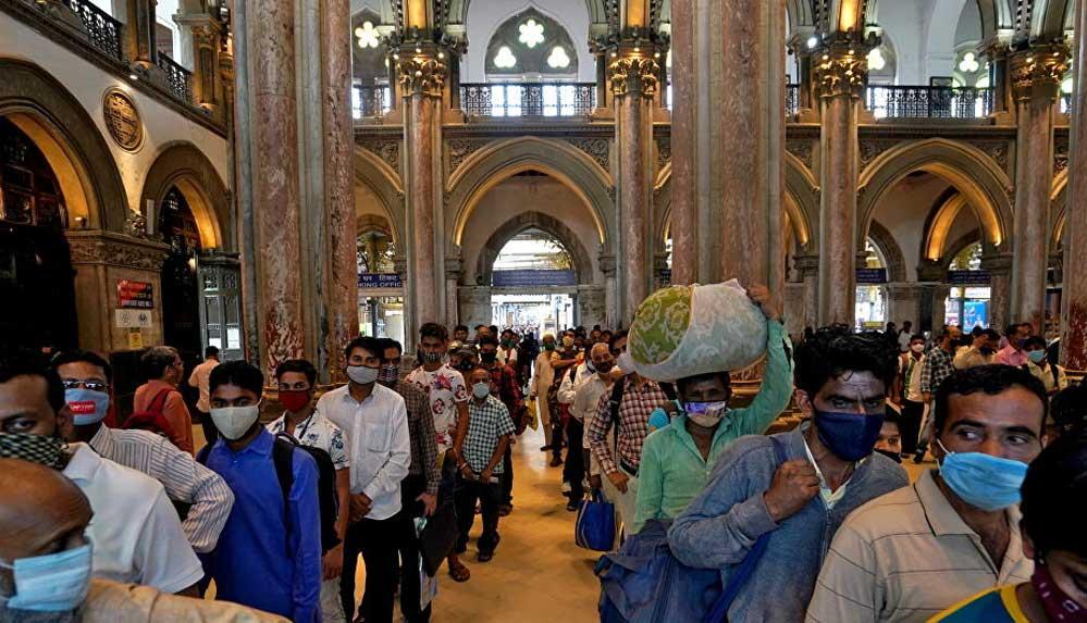 Hindistan, 131 bin 968 vaka sayısıyla günlük rekorunu kırdı