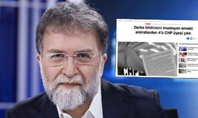 Hürriyet'in 'fişleme' haberinin ardından Ahmet Hakan'dan özür geldi