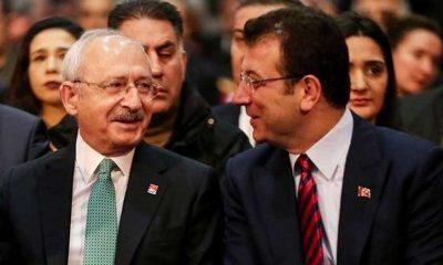 İmamoğlu'ndan Kılıçdaroğlu'na destek: Hiçbir güç Cumhuriyet Halk Partisi'ni susturamadı, susturamayacak