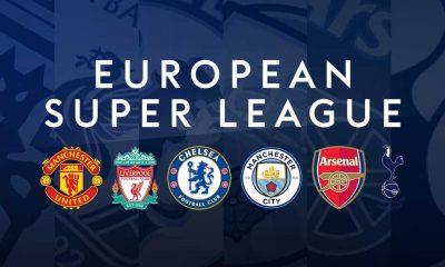 UEFA'dan, Avrupa Süper Ligi projesine katılan 9 kulübe ceza