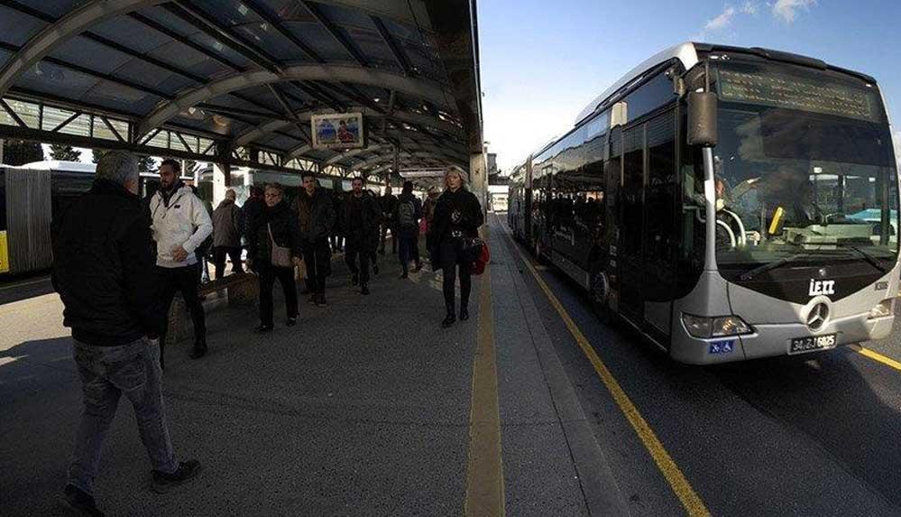 'İstanbul'da toplu taşımada corona riski büyüyor'
