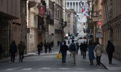 İtalya'da son 24 saatte Kovid-19'dan 316 kişi hayatını kaybetti