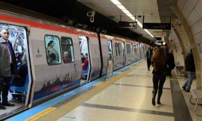 İstanbul Metrosu'nda yeni sefer saatleri düzenlemesi