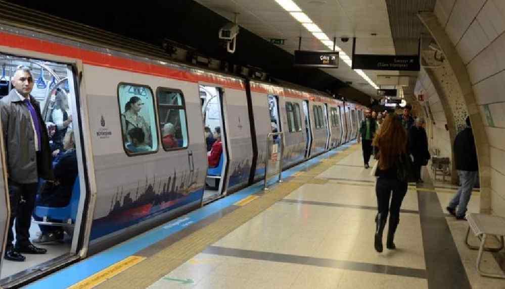 Marmaray'da internet açılıyor, İBB metroları için izin beklenecek