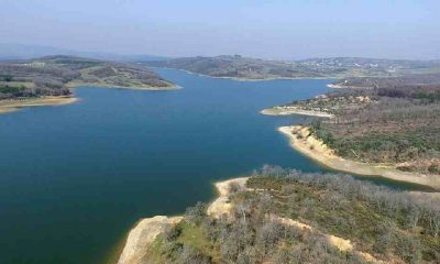 İstanbul barajları, son bir yılın en yüksek seviyesini gördü