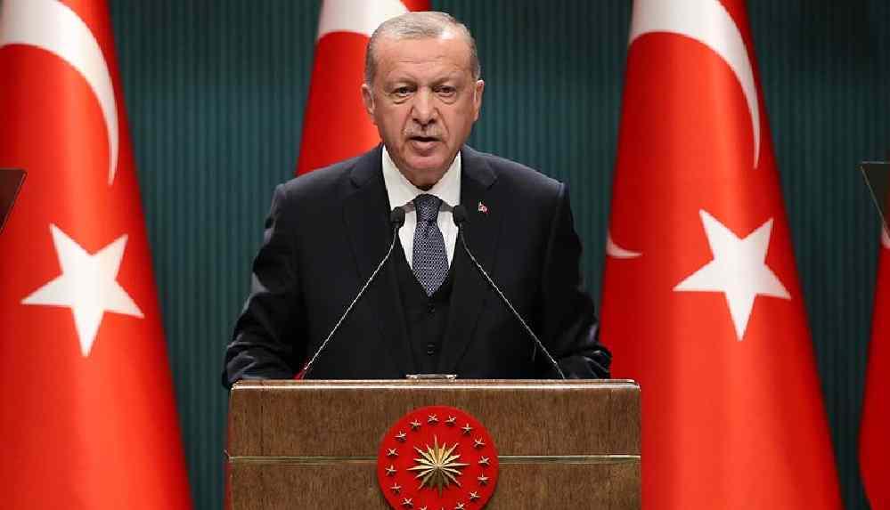 Erdoğan, haziran ayı için 'kademeli normalleşme' takvimini açıkladı: Sokağa çıkma yasağında gün ve saatler değişti