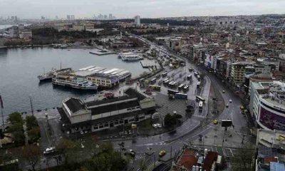 Kadıköy'de toplantı ve gösteri yürüyüşü yasağı