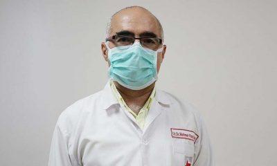 Kardiyoloji Uzmanı Dr. Aksoy: Beynimin içerisinde dayanılamayacak basınçlı bir ağrı hissettim