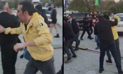 Kavgaya karışan oyuncu Mustafa Üstündağ ve 5 kişi adliyeye sevk edildi
