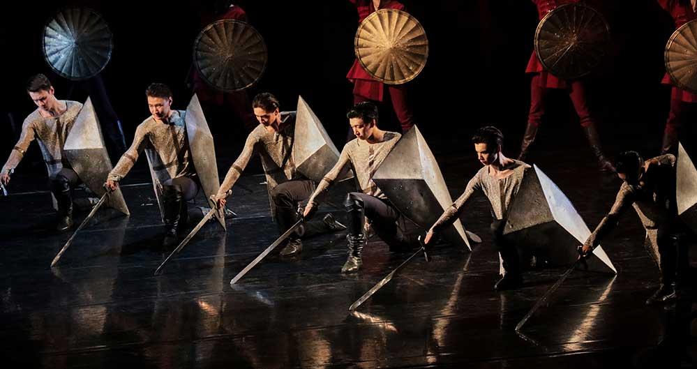 "Kazakistan'da ""Sultan Baybars"" balesi sahnelendi"