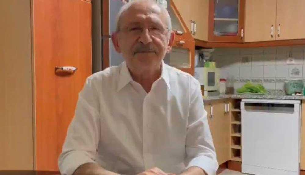 Kemal Kılıçdaroğlu: Saray'ın bana atadığı trollerime başarılar dilerim