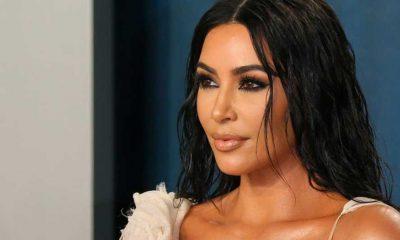 Kim Kardashian'dan ilginç kamufle yöntemi: Tüm dikkatleri üzerine topladı
