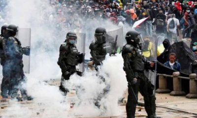Kolombiya'da vergi reformu halkı sokağa indirdi