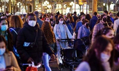 Kovid-19 vaka ve ölümlerin düştüğü Portekiz'de son 24 saatte sadece 1 kişi öldü