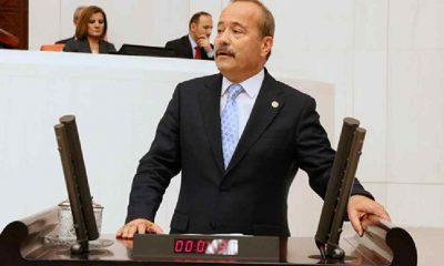 MHP'li vekil Erkan Baş'ı hedef alıp Meclis Başkanı Şentop'u eleştirdi