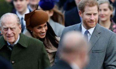 Meghan Markle ve Prens Harry'den Prens Philip için taziye mesajı