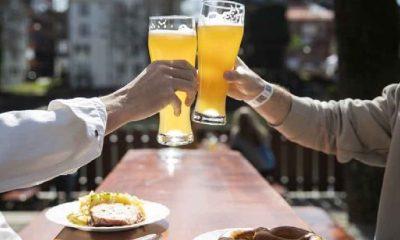 Mekanların açılacağı gün için patrondan tüm çalışanlara pub'a gitme izni