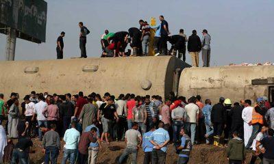 Mısır Sağlık Bakanlığı: Kalyubiye'deki tren kazasında 11 kişi öldü, 98 kişi yaralandı