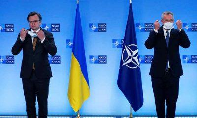 NATO'dan Rusya'ya Ukrayna uyarısı